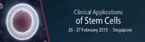 Agenda Now Online - Clinical Applications of Stem Cells 26-27 February, Singapore