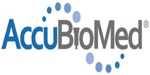 AccuBioMed Logo