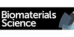 Biomaterials Science Logo