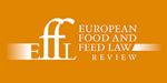 European Food & Feed Law Review