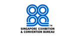 Singapore exhibition and convention bureau Logo