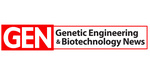 Genetic Engineering & Biotechnology News (GEN) Logo