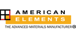 American Elements: global manufacturer of high purity bionanomaterials, biosensors, bioelectronics, biocompatible alloys & ceramics, coatings, nanoparticles & advanced nanotechnology materials Logo