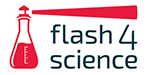 Flash4Science Logo