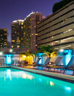 Courtyard Marriott Brickell Miami