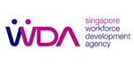 Singapore Workforce Development Agency (WDA) Logo