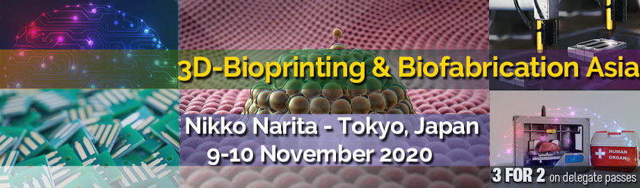 3D-Bioprinting & Biofabrication Asia 2020