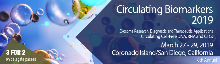 Circulating Biomarkers 2019, SelectBio conferences