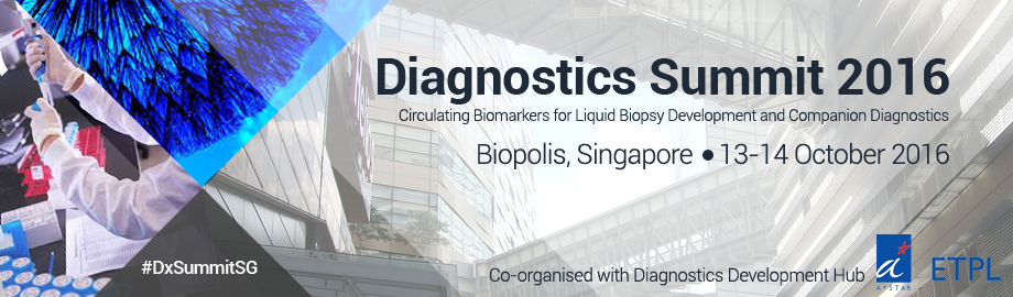 Diagnostics Summit 2016