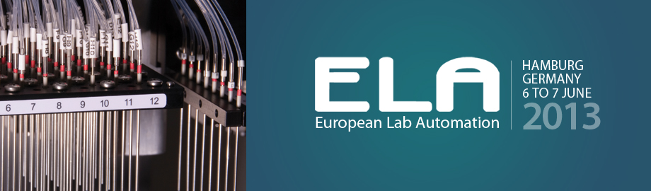 European Lab Automation 2013