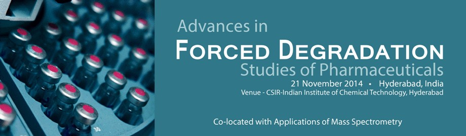 Advances in Forced Degradation Studies of Pharmaceuticals
