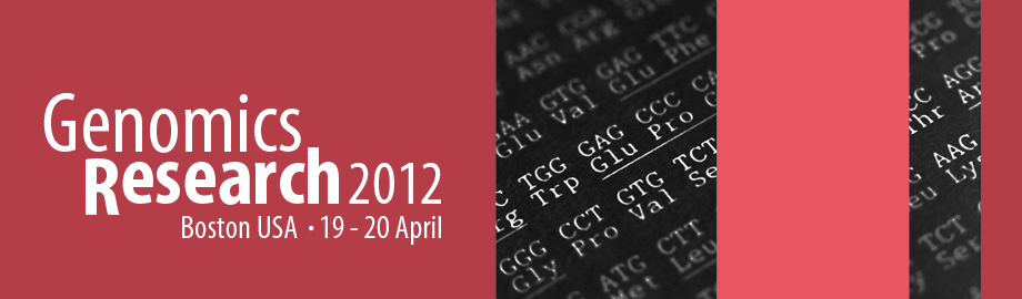 Genomics Research 2012
