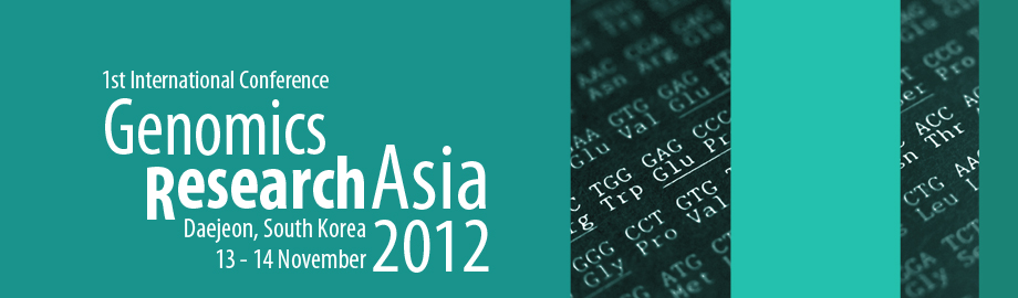 Genomics Research Asia