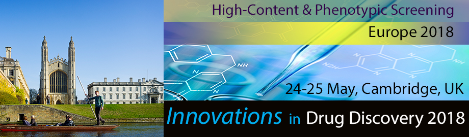 High-Content and Phenotypic Screening Europe 2018