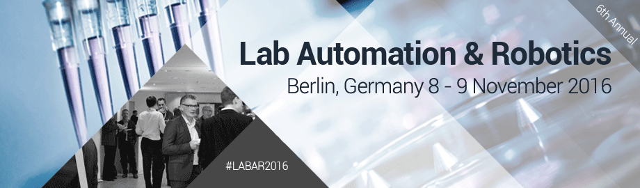 Lab Automation & Robotics 2016