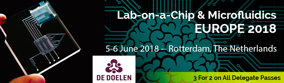 Lab-on-a-Chip and Microfluidics Europe 2018