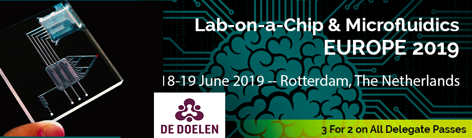 Lab-on-a-Chip & Microfluidics Europe 2019