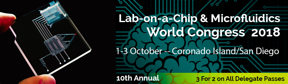 Lab-on-a-Chip and Microfluidics World Congress 2018