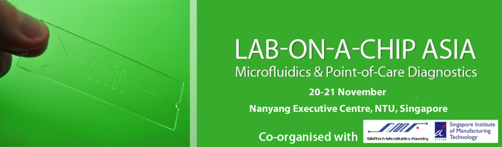 Lab-on-a-Chip Asia - Microfluidics and Point Of Care Diagnostics