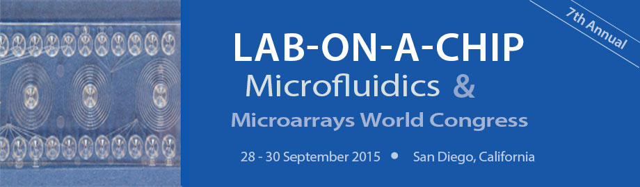 Lab-on-a-Chip, Microfluidics & Microarrays World Congress