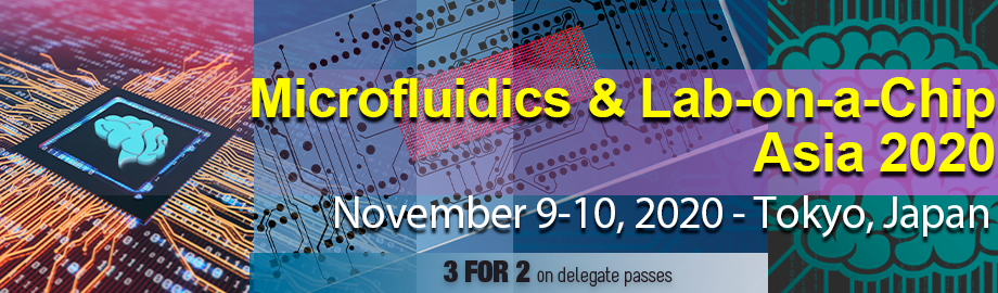Microfluidics & Lab-on-a-Chip Asia 2020