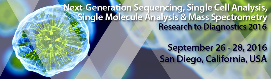 NGS, SCA, SMA & Mass Spec: Research to Diagnostics 2016