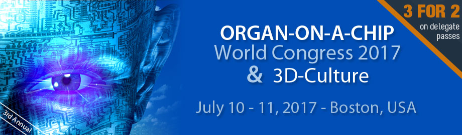 Organ-on-a-Chip World Congress & 3D-Culture 2017