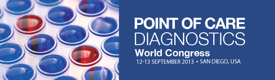 Point-of-Care Diagnostics World Congress 2013