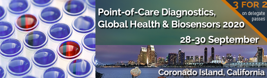 Point-of-Care Diagnostics, Global Health & Biosensors 2020