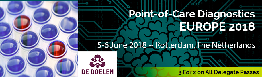 Point-of-Care Diagnostics & Biosensors Europe 2018