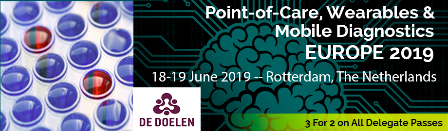 Point-of-Care, Wearables & Mobile Diagnostics Europe 2019