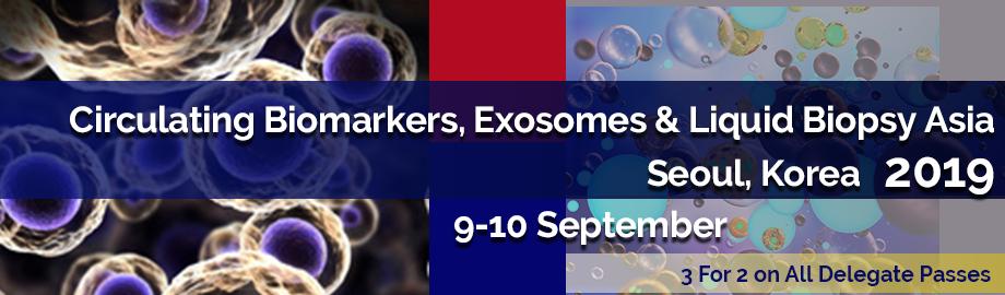 SELECTBIO - Circulating Biomarkers, Exosomes & Liquid Biopsy Asia 2019