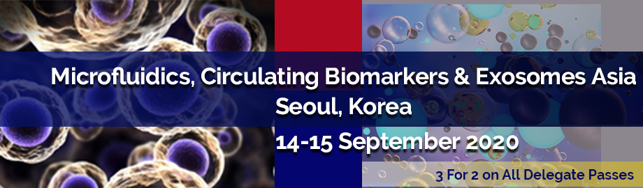 Microfluidics, Circulating Biomarkers & Exosomes Asia 2020