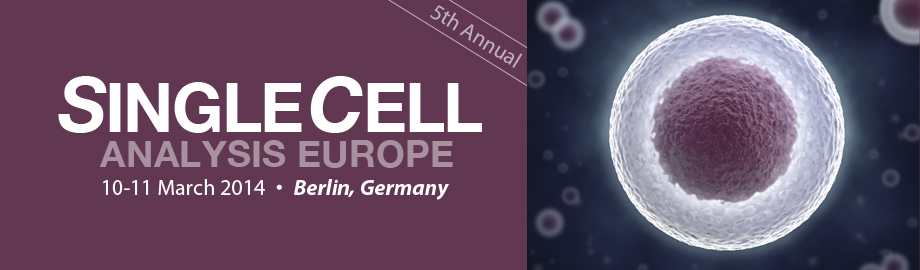 Single Cell Analysis Europe 2014