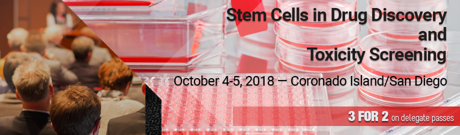 Stem Cells in Drug Discovery & Toxicity Screening 2018