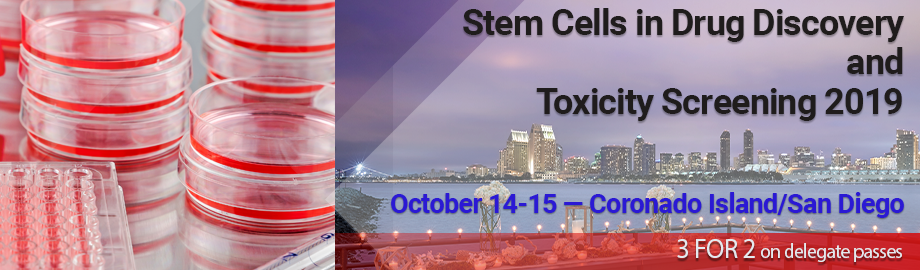 Stem Cells for Drug Discovery and Tox Screening 2019