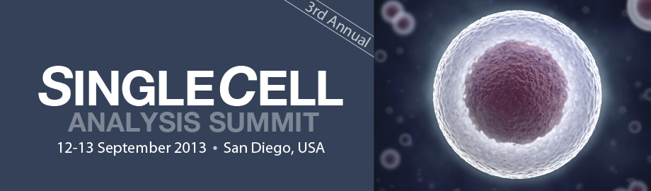 Single Cell Analysis Summit
