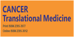 Cancer Translational Medicine Logo