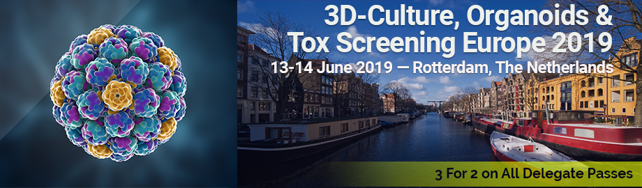 3D-Culture, Organoids & Tox Screening Europe 2019