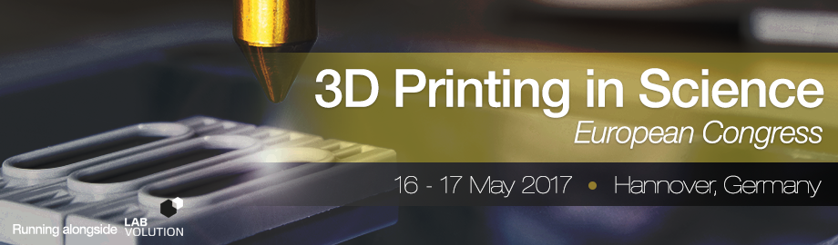 3D Printing in Science European Congress
