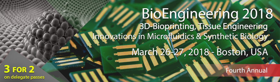Innovations in Microfluidics, Biofabrication, Synthetic Biology