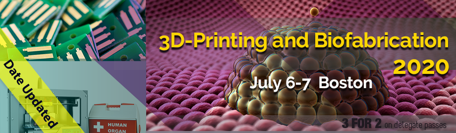 3D-Printing and Biofabrication 2020