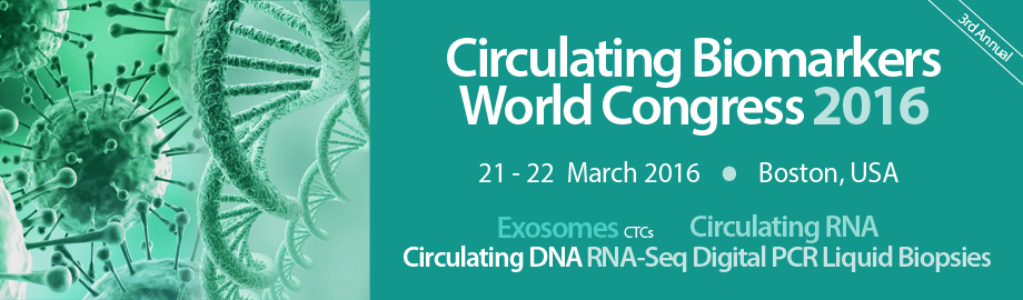 Circulating Biomarkers World Congress 2016
