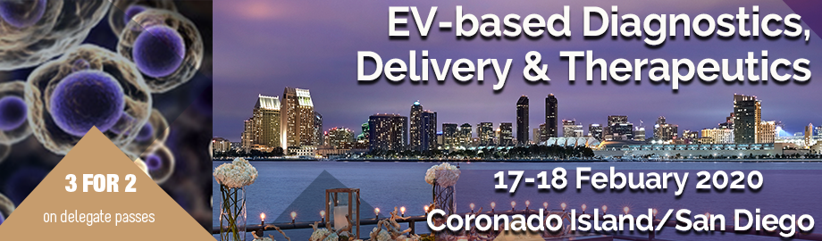 EV-based Diagnostics, Delivery & Therapeutics