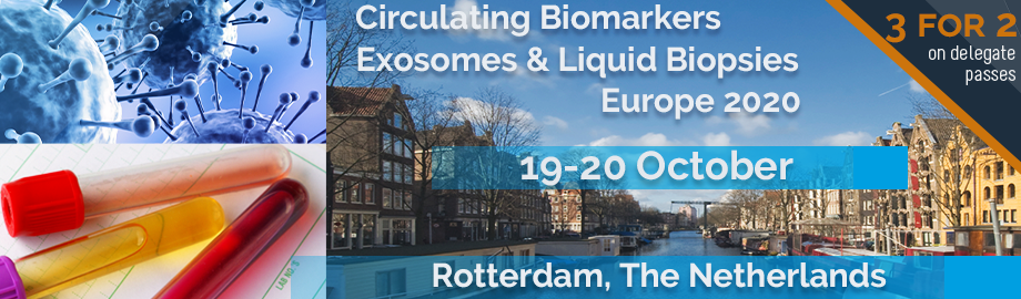 Circulating Biomarkers, Exosomes & Liquid Biopsy Europe 2020