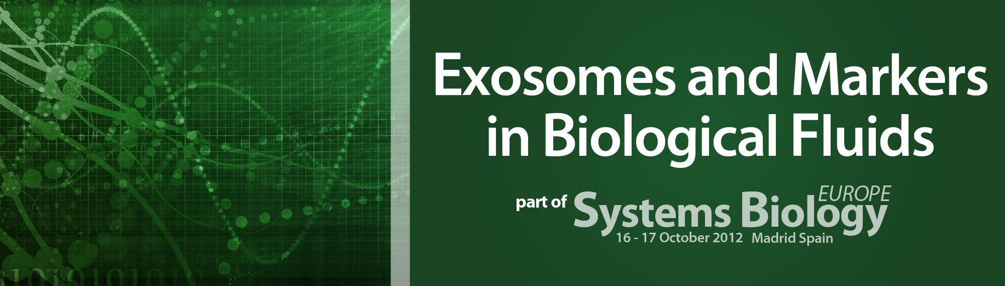 Exosomes and Markers in Biological Fluids