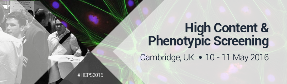 High Content & Phenotypic Screening 2016