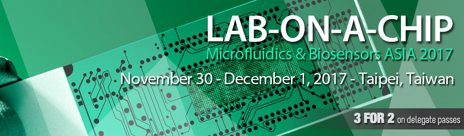 Lab-on-a-Chip, Microfluidics & Biosensors Asia 2017