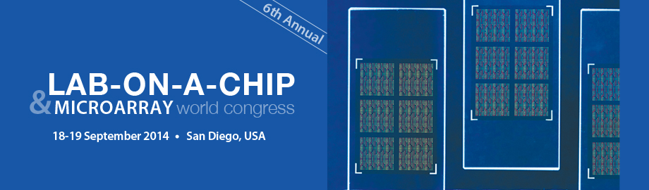 Lab-on-a-Chip, Microfluidics & Microarray World Congress