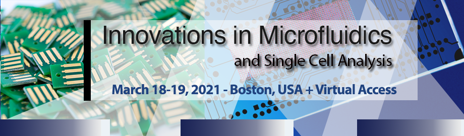 Innovations in Microfluidics & SCA 2021